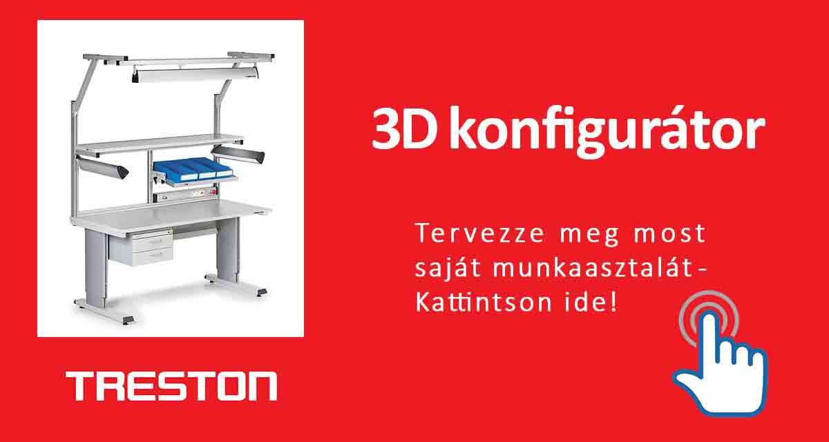 e9641a7f7667 A Treston az emberi munkakörnyezet elkötelezettjeként olyan ipari  bútorokat, asztalokat, székeket, gyártósorokat, munkaállomásokat,  fiókegységeket, ...